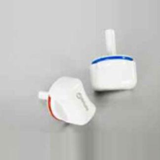 AS5122 Elegance Tap Shower Upgrade Kit White