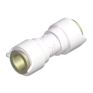 WU1204B Whale 12mm Straight Connector