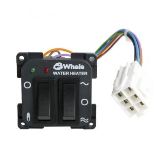 Whale AK1217 water heater control panel